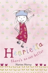 I'm Henrietta P. Hoppenbeek the First. I have a baby brother, two white mice, a chocolate-coloured dog, a woolly mammoth, two long green socks with toes, one pickle-eating best friend, a bathtub for sailing in, and definitely a huge HUGE amount of discoveries to discover... And if anyone tells you I make things up, you better believe it. Henrietta