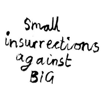 Small Insurrections Against Big